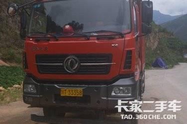 二手载货车 东风新疆(原专底/创普) 385马力图片