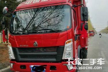 载货车 重汽HOWO轻卡 170 马力