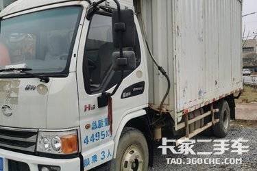 二手江淮康铃 康铃H5 156马力图片