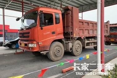 二手自卸车 东风新疆(原专底/创普) 200马力图片