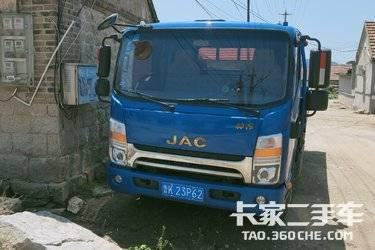 二手卡车载货车 江淮帅铃 120 马力