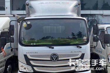 二手载货车 福田欧曼 160马力图片