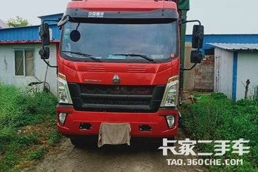 二手载货车 重汽豪沃(HOWO) 170马力图片