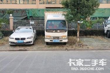 二手载货车 江淮康铃 109马力图片