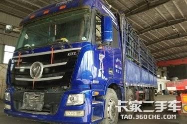 載貨車  福田歐曼 350馬力