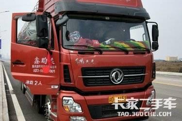 二手卡车载货车  东风商用车 385马力
