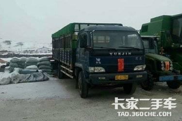 二手载货车 南京依维柯 140马力图片