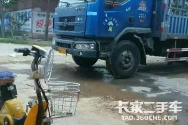 二手载货车 东风柳汽 140马力图片