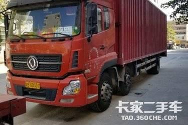 載貨車  東風商用車 245馬力
