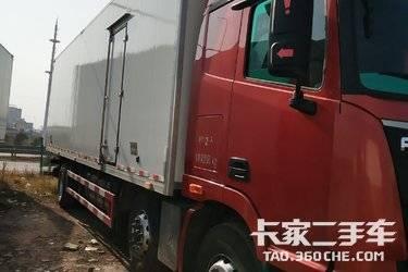 二手专用车 福田欧曼 290马力图片