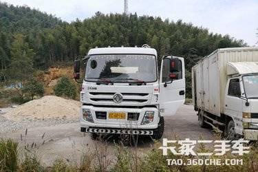 二手湖北楚胜(楚胜牌) 东风商用车底盘 220马力图片