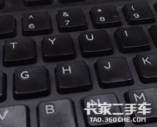 二手牵引车 北京牌 123马力图片