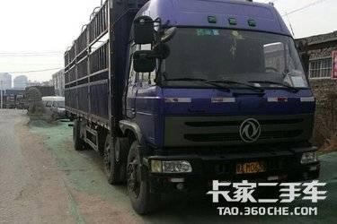 二手载货车 东风创普 190马力图片