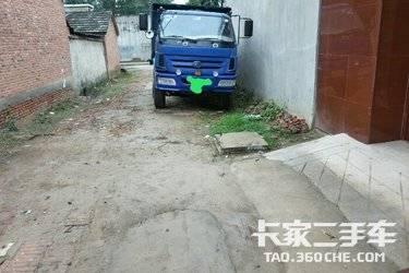 二手自卸车 福田时代 150马力图片