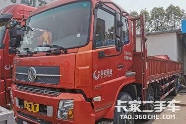 二手载货车 东风新疆 210马力图片