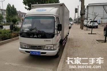 載貨車  江淮康鈴 85馬力