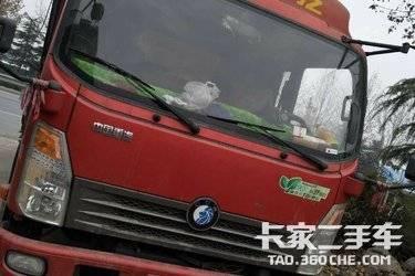 二手载货车 重汽王牌 129马力图片