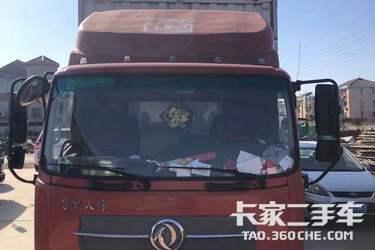 二手东风商用车 东风天锦 180马力图片