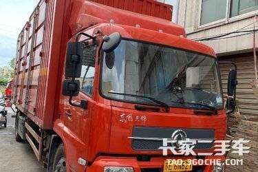 二手载货车 东风新疆(原专底/创普) 190马力图片