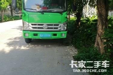 二手载货车 时代汽车(原福田时代) 138马力图片