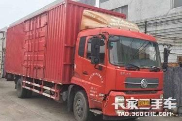 載貨車 東風商用車 180馬力  帶尾板