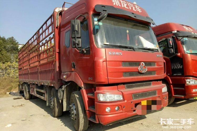 东风柳汽 240马力 载货车