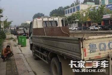 二手轻卡 江淮骏铃 80马力图片
