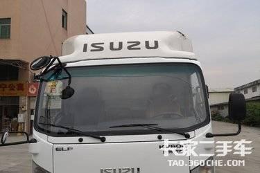 二手载货车 庆铃 130马力图片