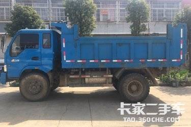 二手自卸车 江淮工程车 120马力图片
