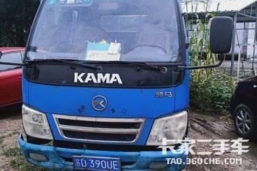 二手载货车 凯马 100马力图片