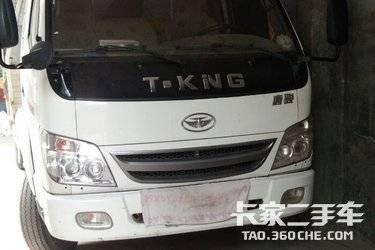 二手载货车 唐骏汽车 490马力图片