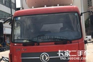 載貨車 東風商用車 210 馬力冷藏車