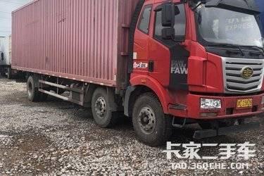 二手卡车自卸车 一汽柳特 220马力