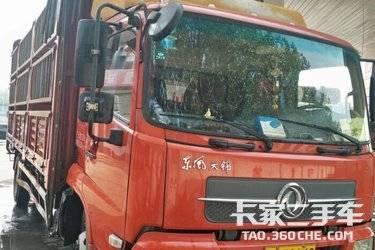 二手卡车载货车  东风商用车 160马力
