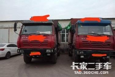 二手自卸车 陕汽重卡 310马力图片