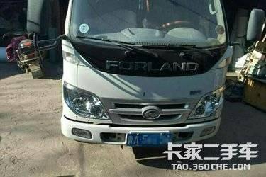 二手载货车 福田时代 71马力图片