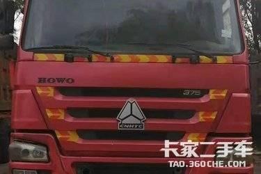 自卸车 重汽豪沃(HOWO) 375马力 没有户