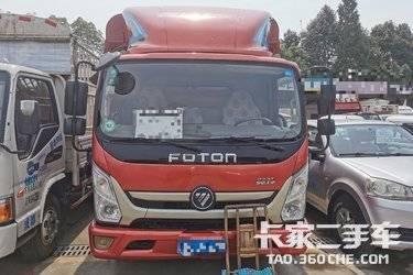 二手载货车 福田奥铃 143马力图片