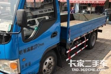 二手载货车 江淮康铃 485马力图片