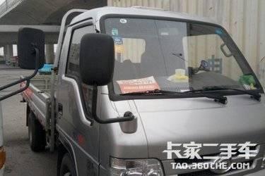 二手载货车 福田时代 86马力图片