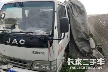二手载货车 江淮康铃 60马力图片
