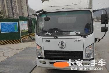 二手陕汽商用车 轩德X9 143马力图片