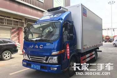 二手江淮骏铃 骏铃V6 152马力图片
