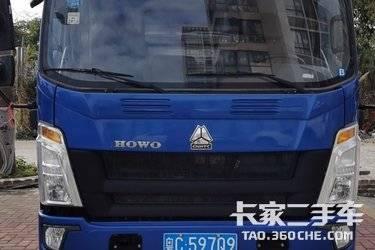 二手载货车 中国重汽 179马力图片