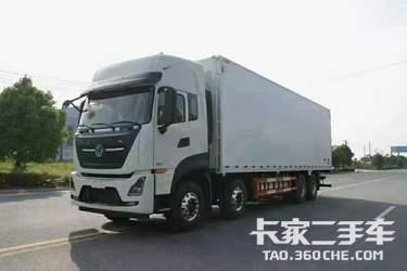 二手东风商用车 东风天龙KL 465马力图片