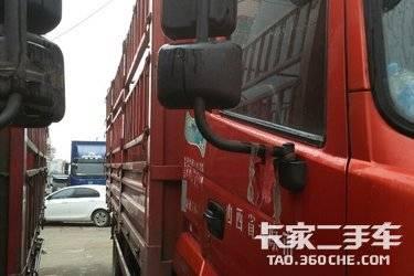 二手载货车 东风专底 170马力图片