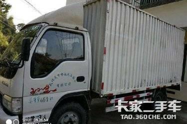 二手载货车 江淮安驰 115马力图片