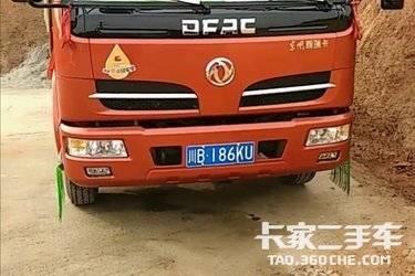 二手载货车 东风福瑞卡(全新) 120马力图片