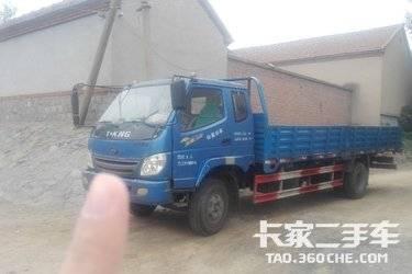 二手载货车 唐骏汽车 140马力图片