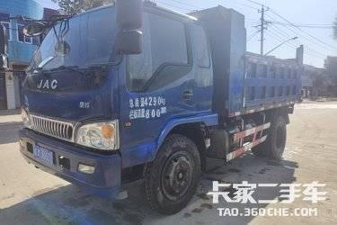 二手江淮工程车 康铃G 129马力图片